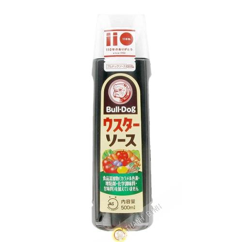 Salsa de inglés-500ml JP