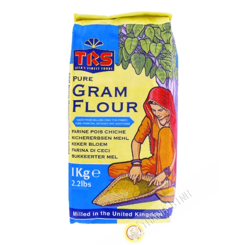 Flour chickpea TRS 1kg United Kingdom