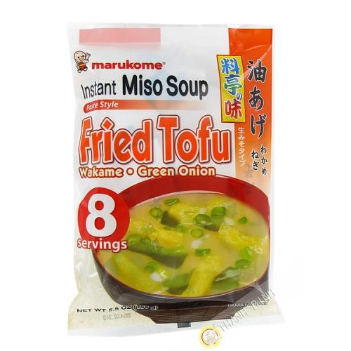 Sopa de Miso aburaage 190 g JP
