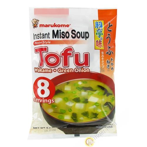 Sopa de Miso instantánea tofu 180g JP