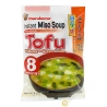 Miso-suppe instant tofu 180g JP