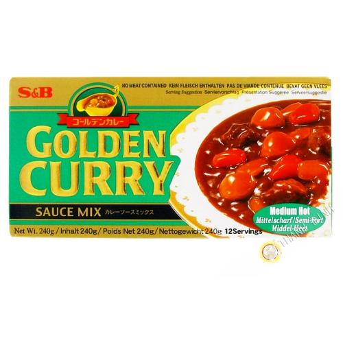 Preparation  pour curry epice 240g JP
