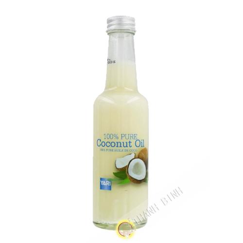 Coconut oil YARI 250ml netherlands