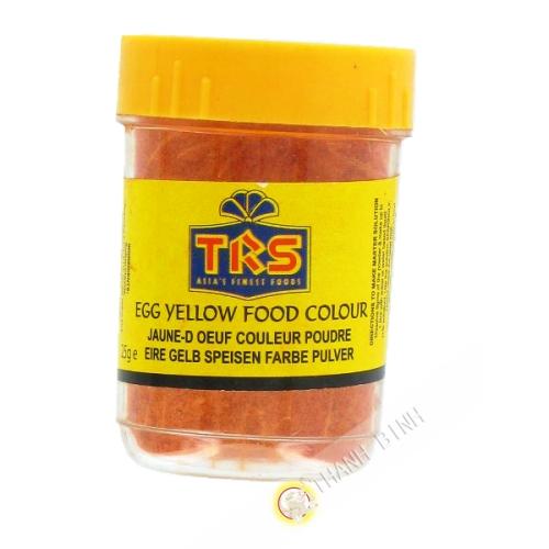Colorante giallo In Polvere TRS 25g regno Unito