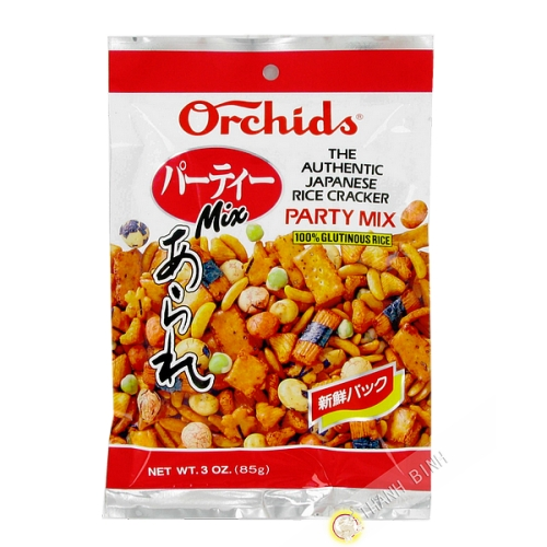 Mix appetizer ORCHIDS 85g Japan