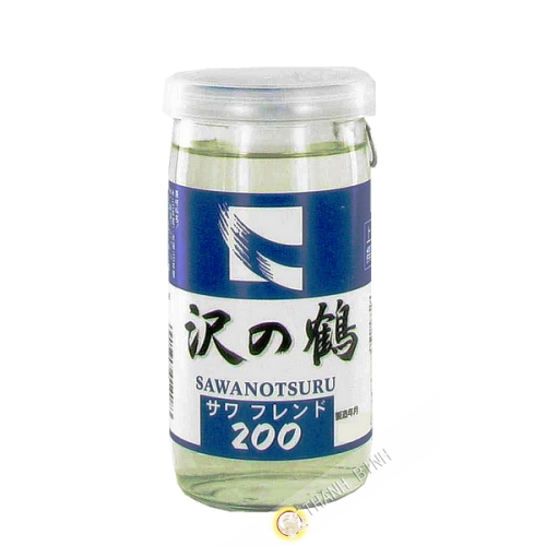 Tazza di Sake 200ml 15.3° JP