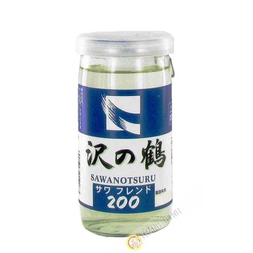 Taza de Sake 200ml 15.3° JP