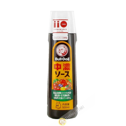 Sauce base legumles 500ml JP