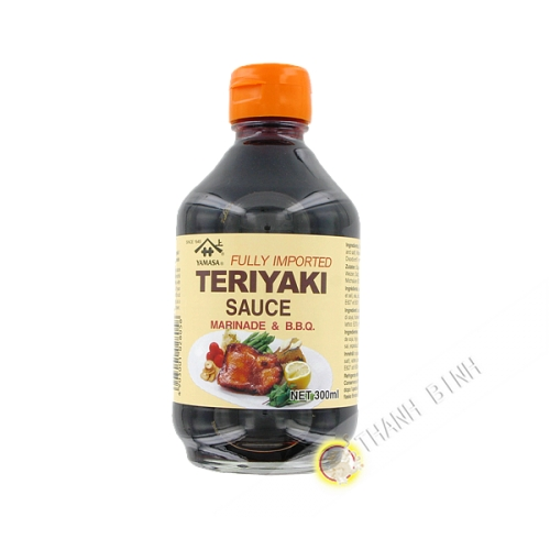 Salsa de pourterriyaki 300 ml de JP