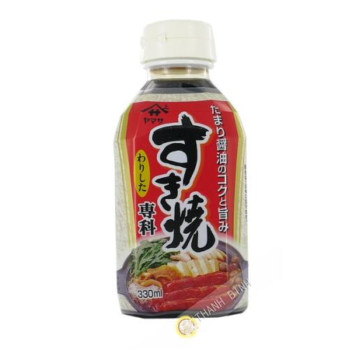 Sauce poursukiyaki 330ml JP