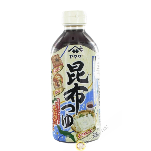 Soja-Sauce konbu 500ml JP