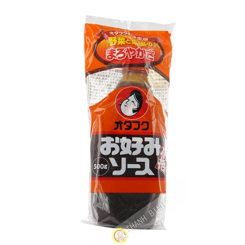 Sauce for the crepe, japanese-500g JP