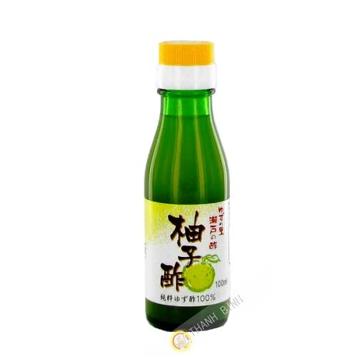 Juice of yuzu 100% SHIKOKUMEIJI 100ml Japan
