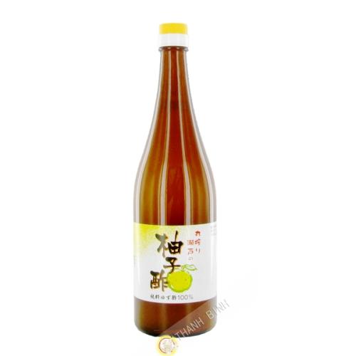 Juice of yuzu 100% SHIKOKUMEIJI 720ml Japan