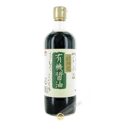 La Salsa de Soya orgánica 500ml JP