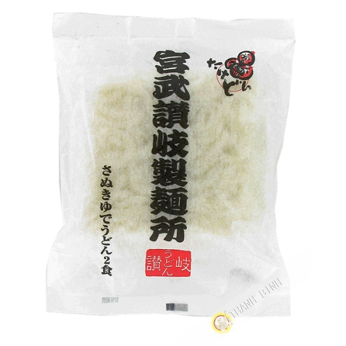 Udon Noodle 2pcs-400g JP