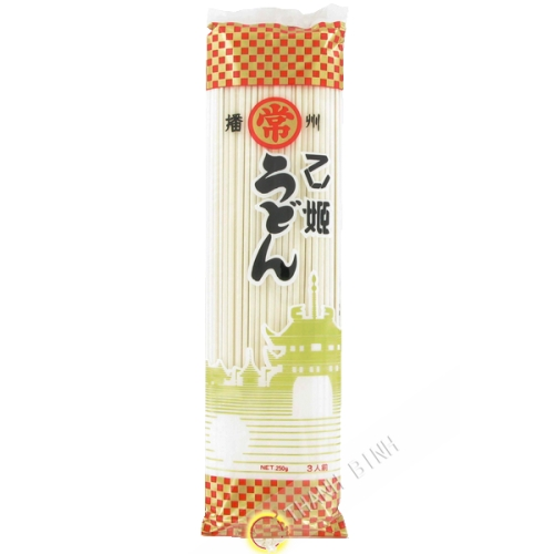 Wheat paste otohime udon MARUTSUNE 250g Japan