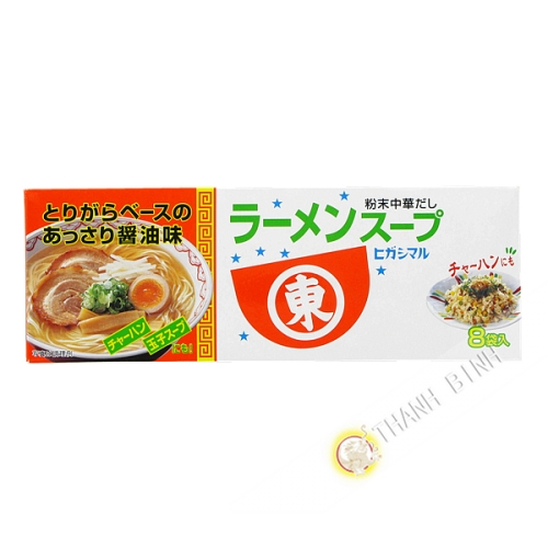 Seasoning soup noodle 72g JP