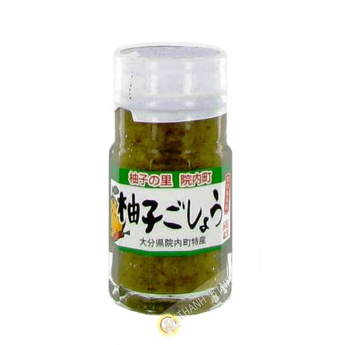 Pate yuzu spice 60g Jp