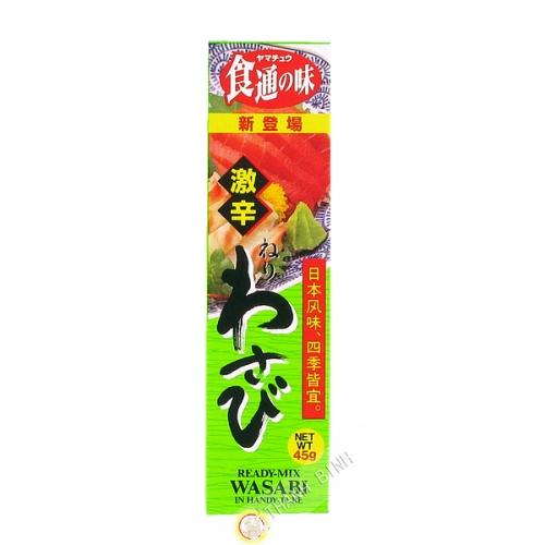 Horseradish green tube 43g JP