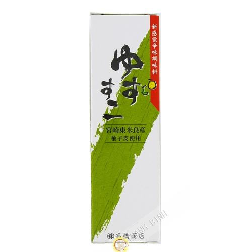 Sauce yuzu epice 75g JP