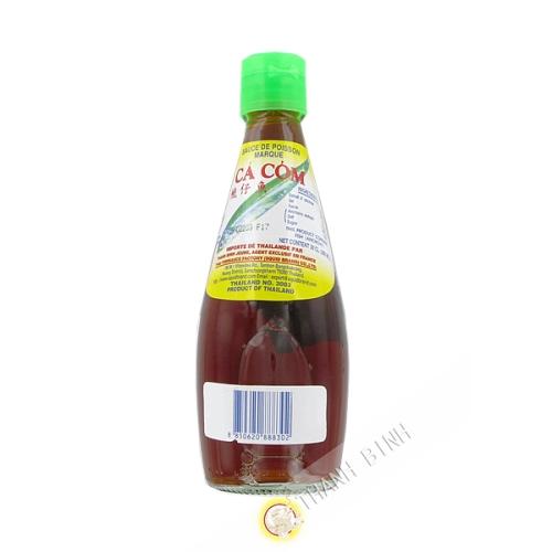 """Fish Sauce """" nuoc mam CA COM 300ml Thailand"""