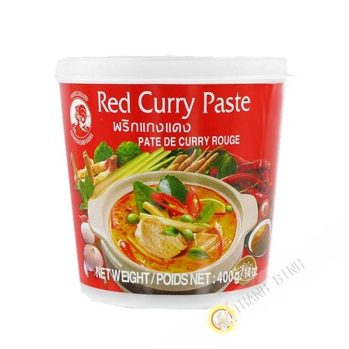 Pasta di curry rosso 400g