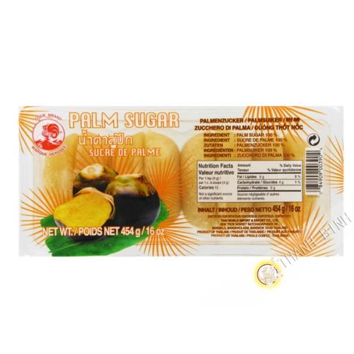 El azúcar de palma 454g