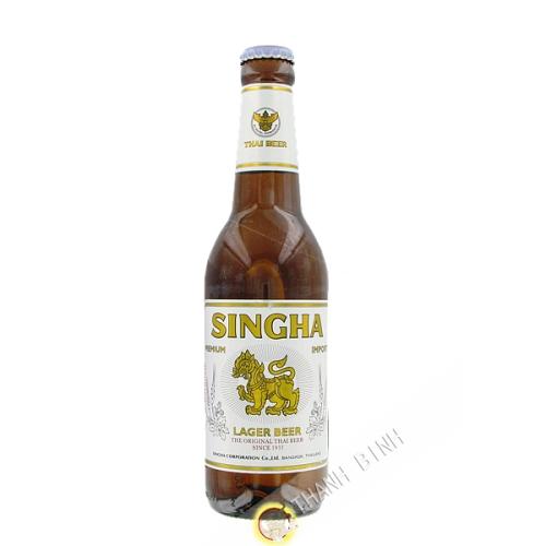 Bier 330ml Singha