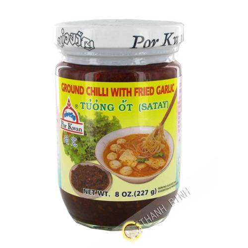 Preparation soupe satay 227g