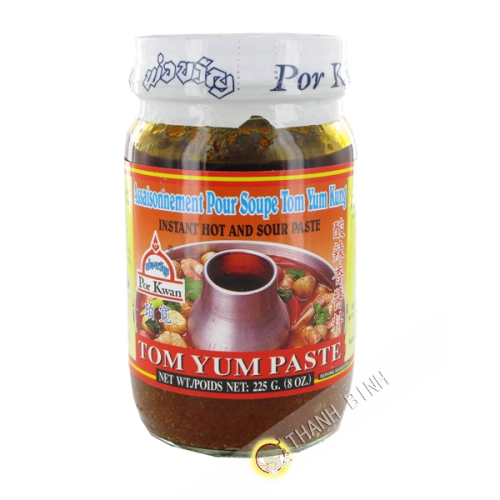 Preparation soupe tom yum 225g
