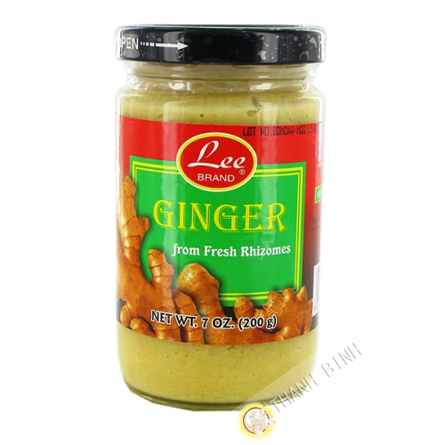 Puree gingembre 200g