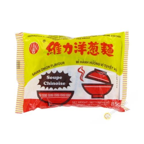 Soup noodle onion WEI LIH 85g Taiwan
