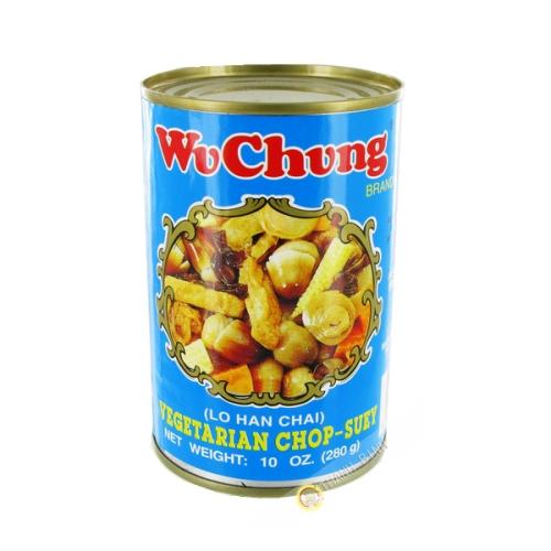 Plat vegetarien Lo han chai 280g CH