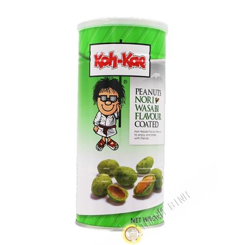 Cacahuetes con wasabi 230g