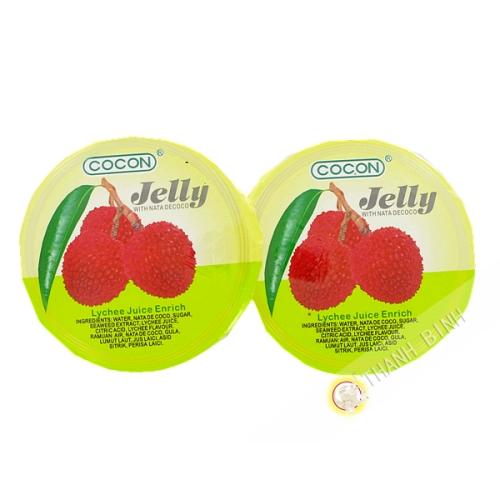 Jelly nata lychee 236g