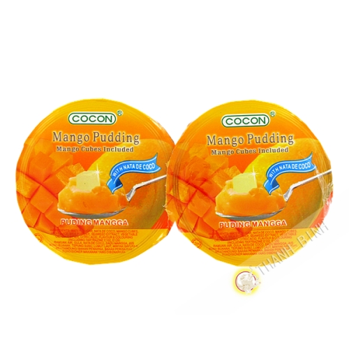 Gele nata mango 236g