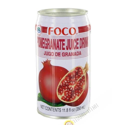El zumo de granada-350ml