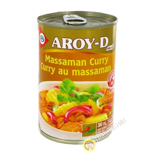 Preparation curry massaman 400g