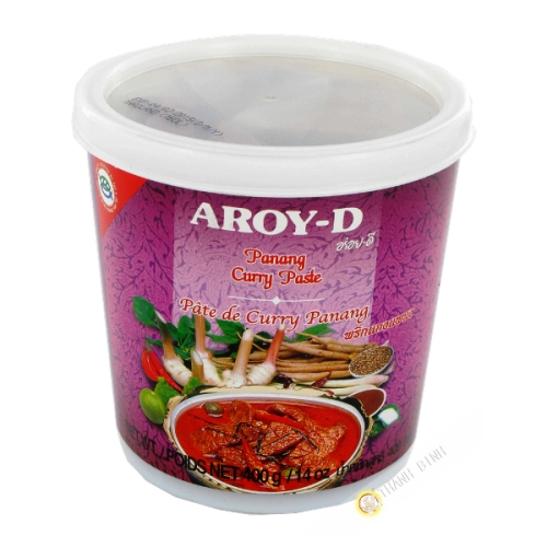 Paste panang curry 400g