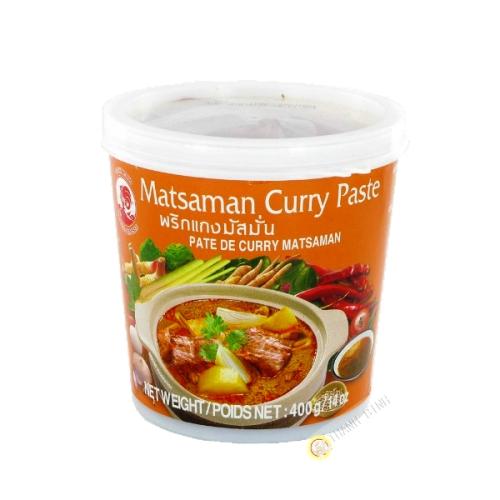 Pate curry massaman 400g