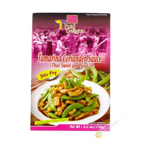 Salsa de tamarindo-130 g de cilantro