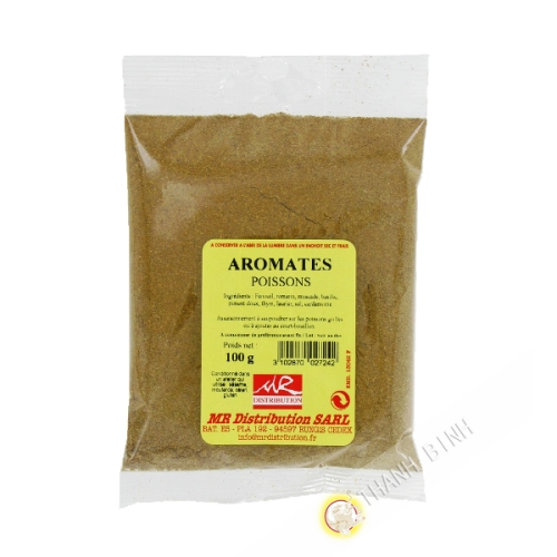 Spices Fish 100g