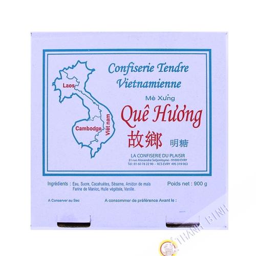 Nougat Tendre Vietnamien Que Huong 900g