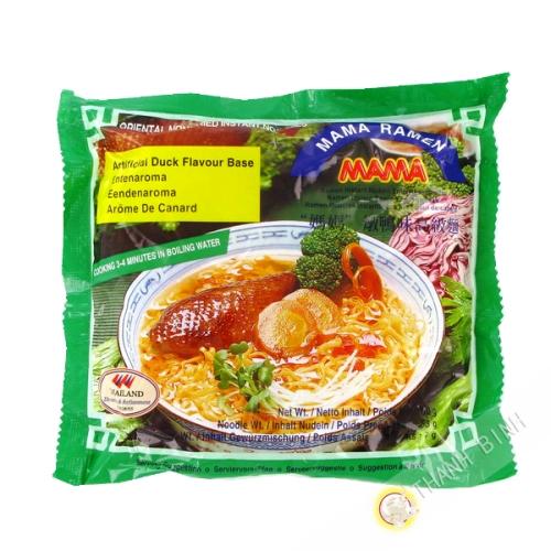Soup noodle duck MAMA 60g Thailand