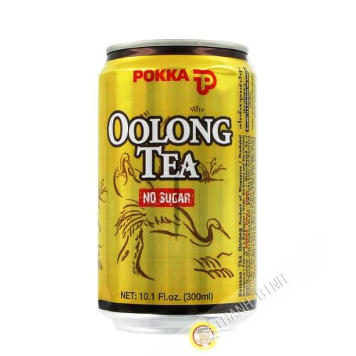 Bere tè Oolong senza zucchero POKKA 330 ml di Singapore