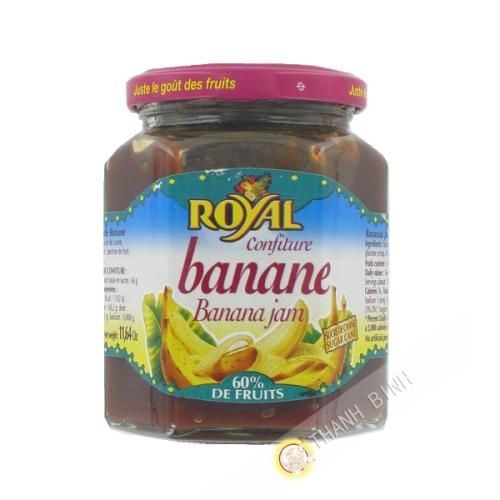 Mermelada de plátano 330g