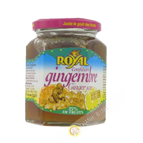 Confiture gingembre 330g