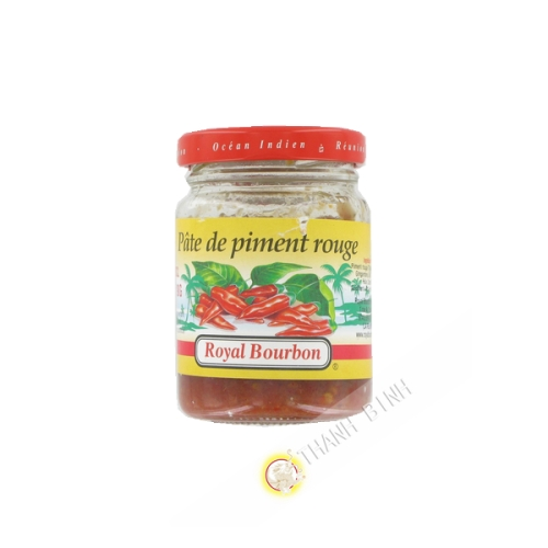 Pate piment rouge 90g