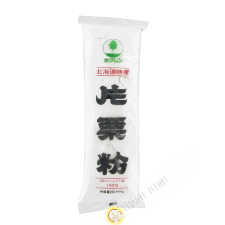 La fecola di patate p.de terra 250g - Giappone